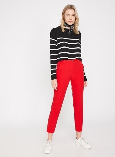 Koton Pantolon Kırmızı